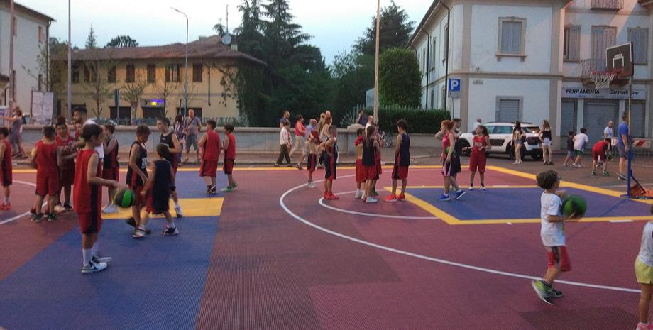 Atleti BCS in azione -2-