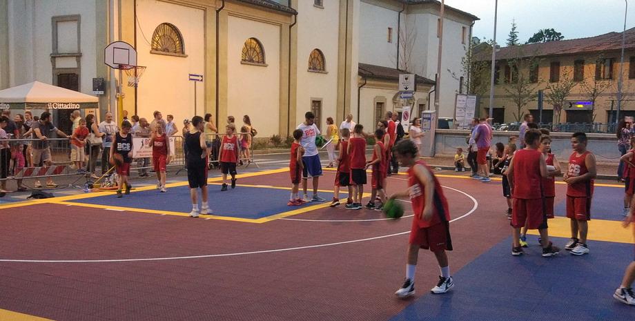 Atleti BCS in azione -1-